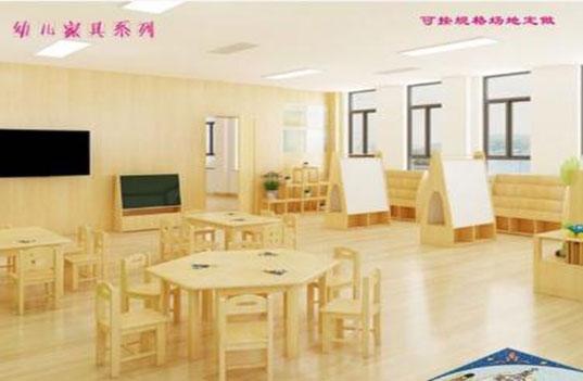 如何设计幼儿园家具实木卡通椅的颜色和形状?