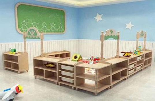 如何挑选优质的幼儿园木制家具?