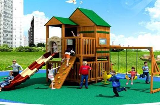 你了解幼儿园玩具滑梯组合是怎么发明的吗?
