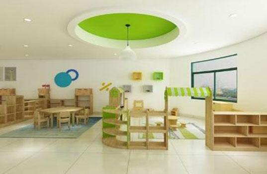 关于幼儿园实木家具在选择时要注意什么?