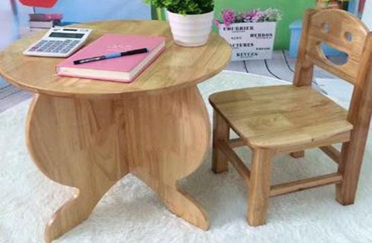 幼儿园设计中活动室木制家具的尺寸要求是什么?