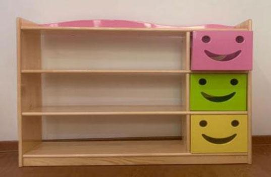 浅析幼儿玩具收纳柜的优势有哪些?