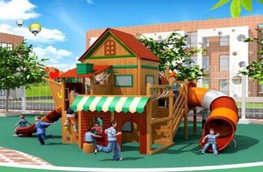 幼儿园户外大型玩具攀爬游乐设备的材质要求