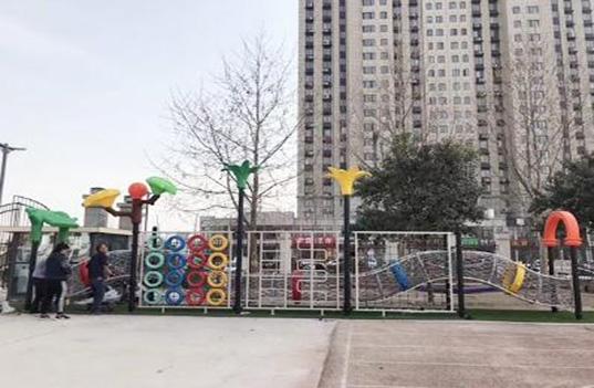 户外大型玩具儿童攀爬的分类有哪些?