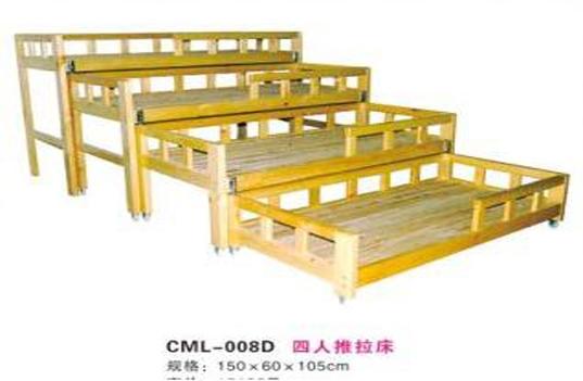 如何选择更加耐用的幼儿园木制家具床?