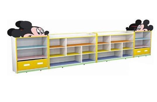 如何正确的摆放实木幼儿园收纳柜?