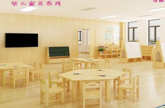 选购幼儿园实木桌椅家具的要素是什么?