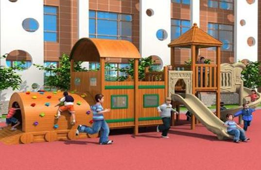 幼儿园里一般有什么游乐设施?