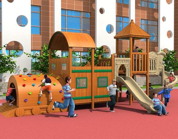 幼儿园户外大型滑梯玩具