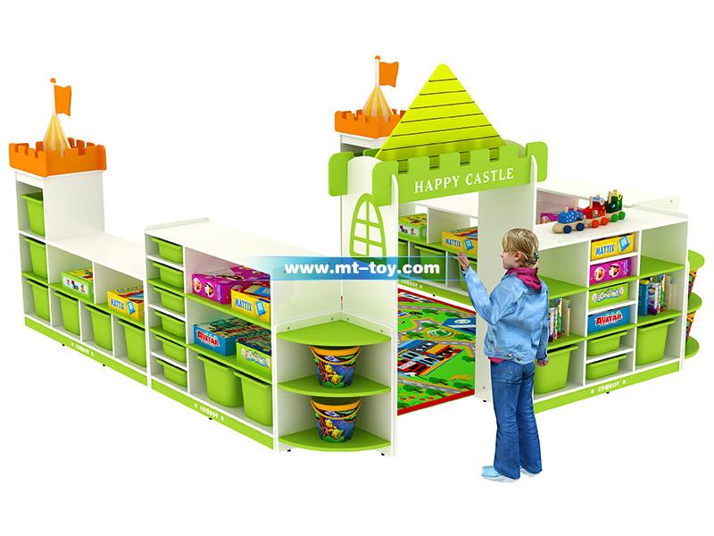儿童玩具收纳柜