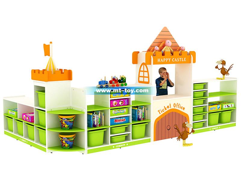玩具收纳柜